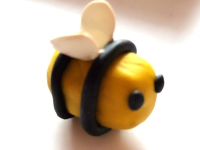 Make a Little Bee from Clay - DIY Crafts - Guidecentral