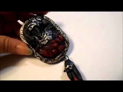 Polymer Clay Jewelry share for April 2015 pt 2