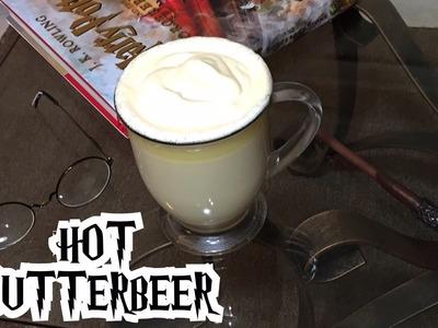 DIY Harry Potter HOT Butterbeer
