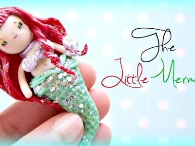 Polymer Clay Little Mermaid Tutorial♡