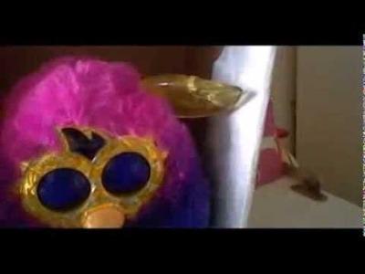 D.I.Y Furby Car Seat