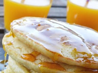 How To Make Orange Flavored Pancakes For Breakfast - DIY Food & Drinks Tutorial - Guidecentral