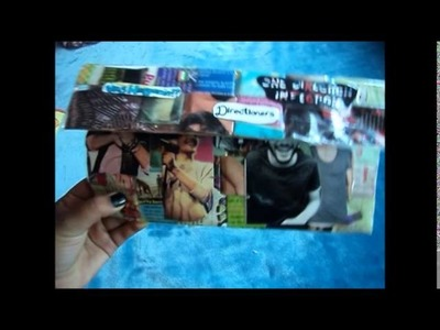 Mis Manualidades de One Direction.One Direction Crafts I  made