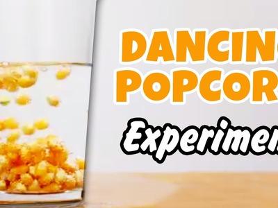 Science Experiment Dancing Popcorn | DIY Science Experiment | Science Experiment To Do At Home