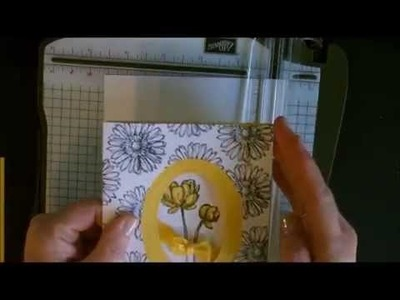 Blendabilities meet the Double Fold Gate Card with Deb Valder
