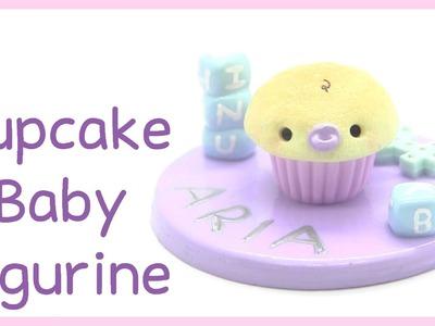 Cupcake Baby Figurine ● Craft Spotlight