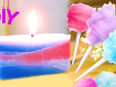 DIY Cotton Candy Candle   DIY Fall Room Decor