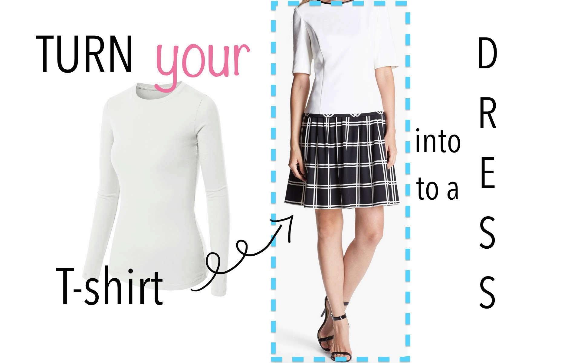 DIY Drop Waist Dress, Sewing Project for Beginners