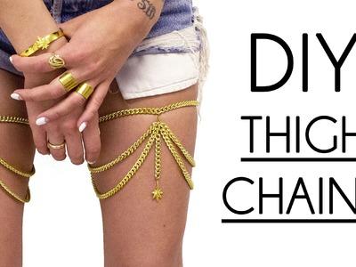 DIY  Thigh Chains (Easy)