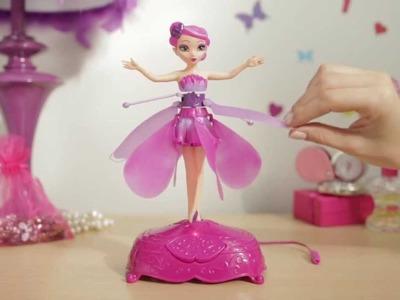 Flutterbye Fairy Instructional