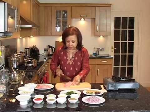 How to cook a Chicken Korma - Part 1