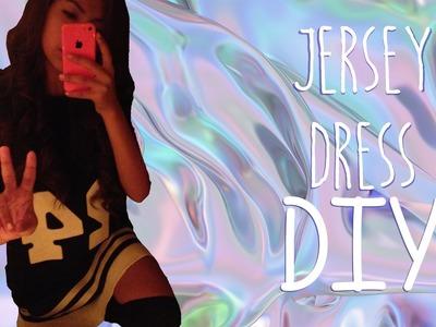 Jersey Dress DIY