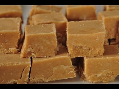 Peanut Butter Fudge Recipe Demonstration - Joyofbaking.com