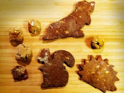 All-Natural Dog Treats Recipe