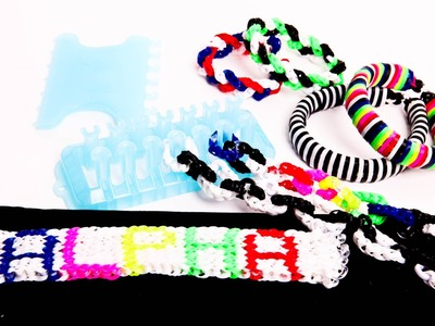 Alpha Loom Bracelets - First Look and Review