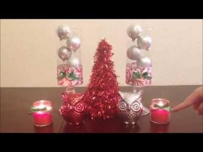 Christmas Dollar Tree DIY