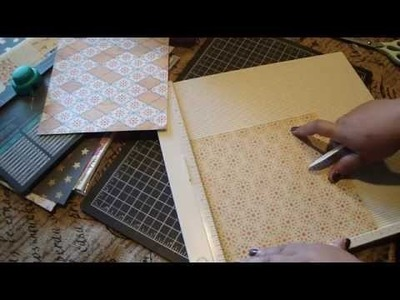 Create your own custom Cereal Box with the WRMK Envelope Punch Board
