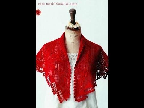 Crochet  Shawl patterns  crochet patterns  295