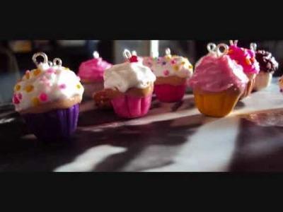 Cupcake charms!!!!!