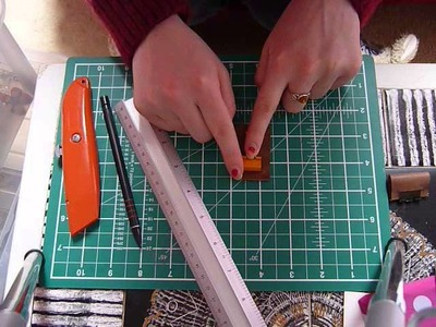 DIY Pen Loop by Glenda Slann- for Midori TN or other notebook!