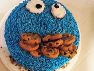 EPIC COOKIE CAKE