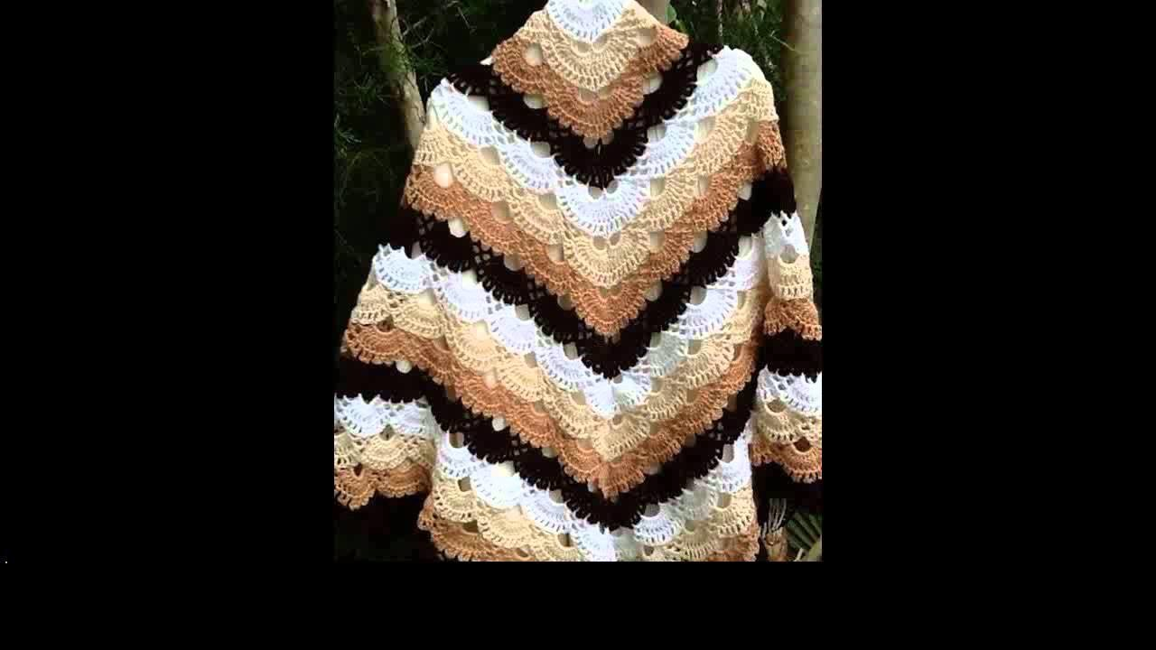 Free crochet patterns for shawls