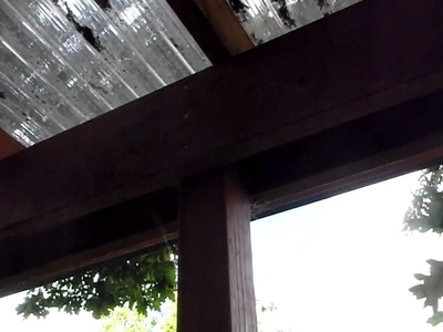 Home Inspector Seattle Explains Patio Roof Covers Do's and Don'ts in Monroe