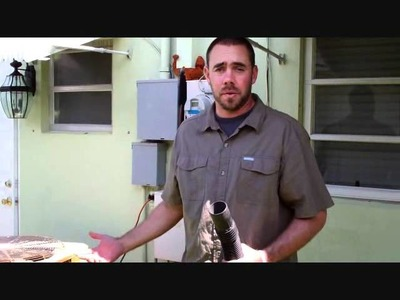 How to clean your clogged ac condensate drain line  in 5 minutes  Diyvac.com