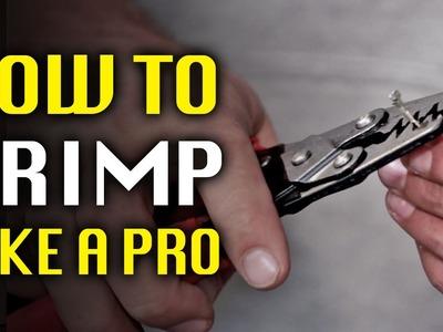 How To Crimp Like a Pro - Haltech DIY