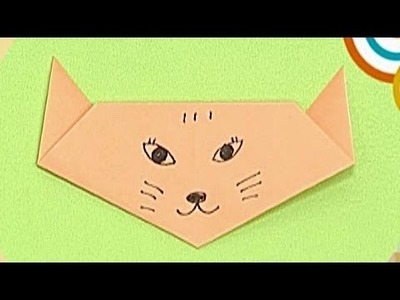 How to make a Paper Fox (Tutorial) - Paper Friends 33 | Origami for Kids