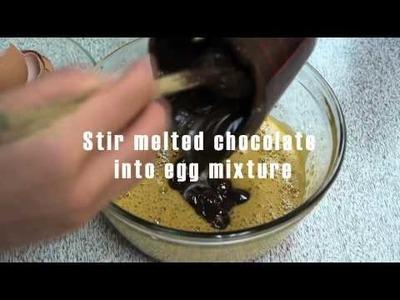 How to Make Chocolate Lava Cake (with Cayenne and Sea Salt)