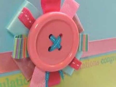 Ku-Ku CARD Button & Ribbon (Botón y Lazo) 1.2