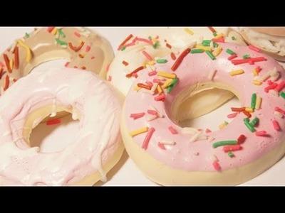 Let's Make Donut Soap! [Melt and Pour]