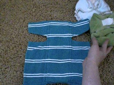 Newborn Cloth Diaper Reviews (PART 4) - Prefolds & Fitteds