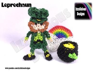 Rainbow Loom - Leprechaun Action Figure.Doll.Charm (St Patrick's Day.Irish)