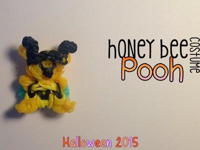 Rainbow Loom Pooh Charm   Honey Bee Costume   Halloween   Tidbits Series