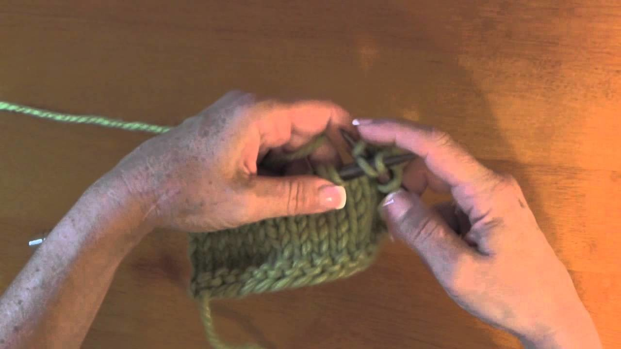 Suspended Bind Off