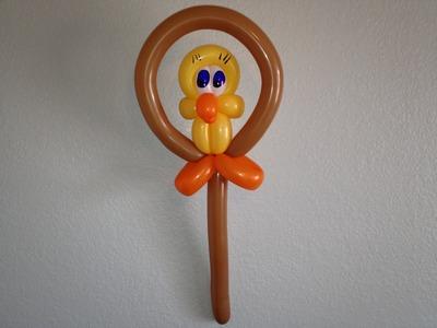 Tweety Bird Balloon