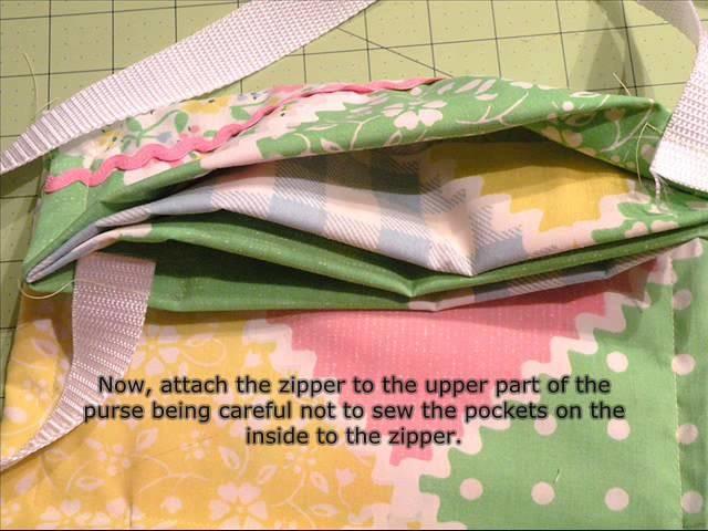 DIY: Make a Purse out of a Pillowcase