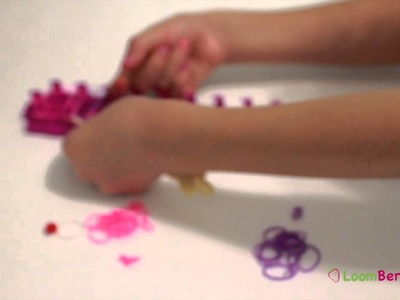 How to Make a Milkshake Charm on Cra-Z-Loom and Rainbow Loom - Loomberry
