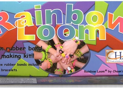 My first Rainbow loom rubber band contest giveaway :0