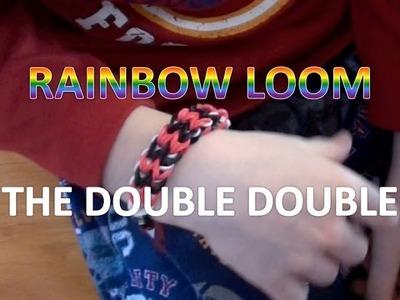 Rainbow Loom Bracelet - The Double Double