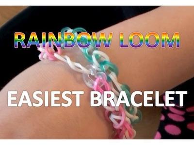 Rainbow Loom Easy Bracelet