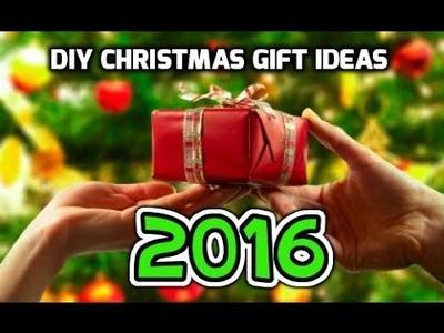 Best DIY Christmas Gift Ideas 2016 | Cheap Christmas Present Ideas 2016