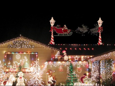Christmas Decorations | VIRTUAL SANTA SLEIGH