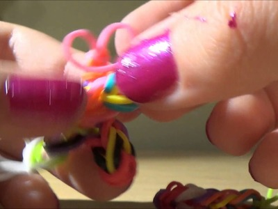 How To Make a Rainbow Loom Star Charm Without The Loom