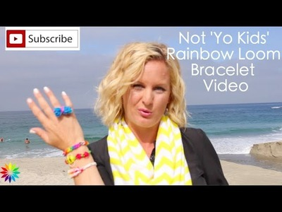 Rainbow Loom Bracelet Video a Gateway to Inner Peace? - VidetteV TV