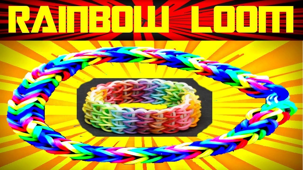 Rainbow Loom CHARMS   DIY Loom Bands   Rainbow Loom Bracelet   How to Make DIY