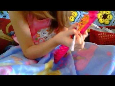 Spongebob charm on cra-z-loom and on rainbow loom part 2