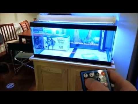 A Better DIY LED Aquarium Light